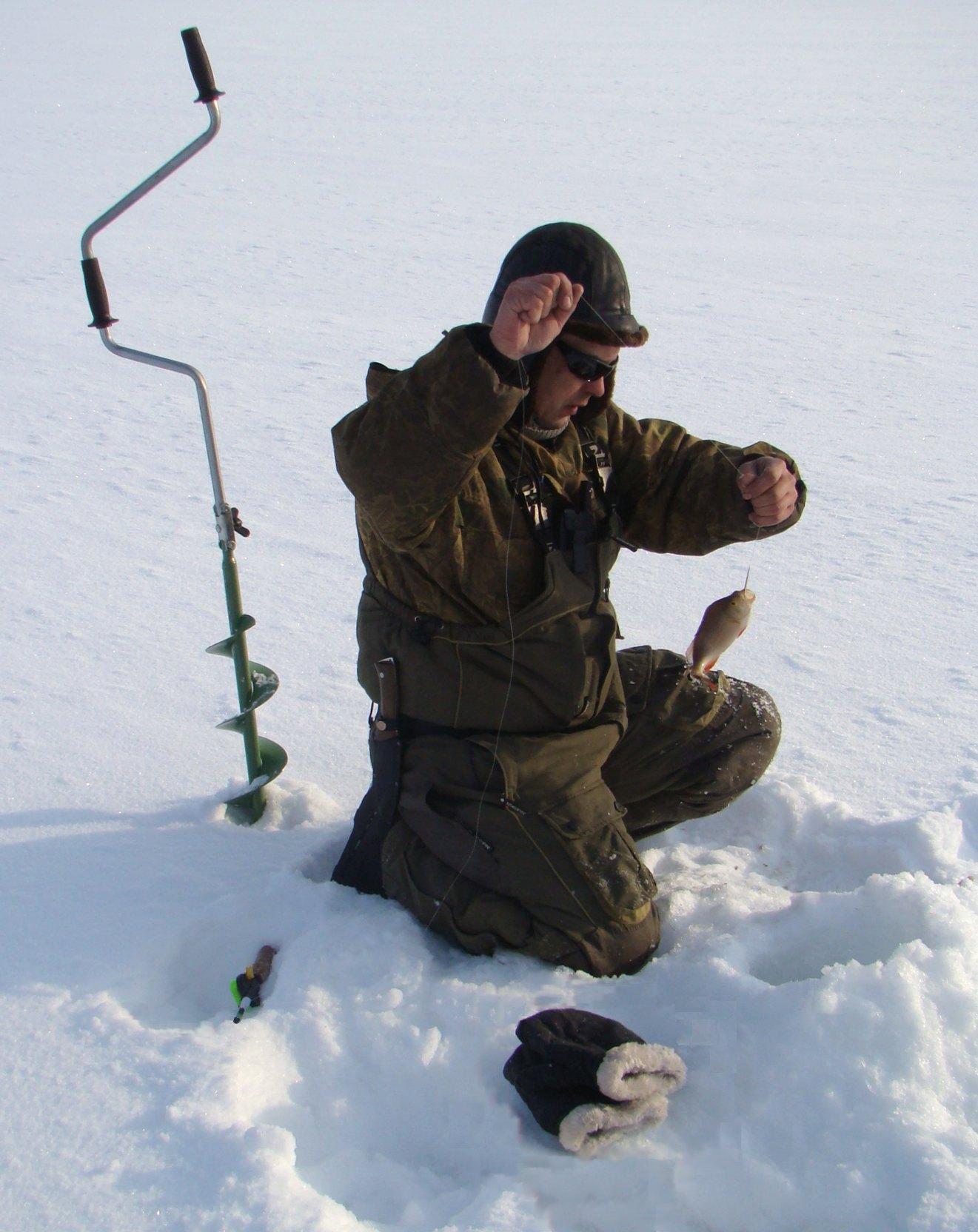 Nenets okrug for Ice fishing nebraska