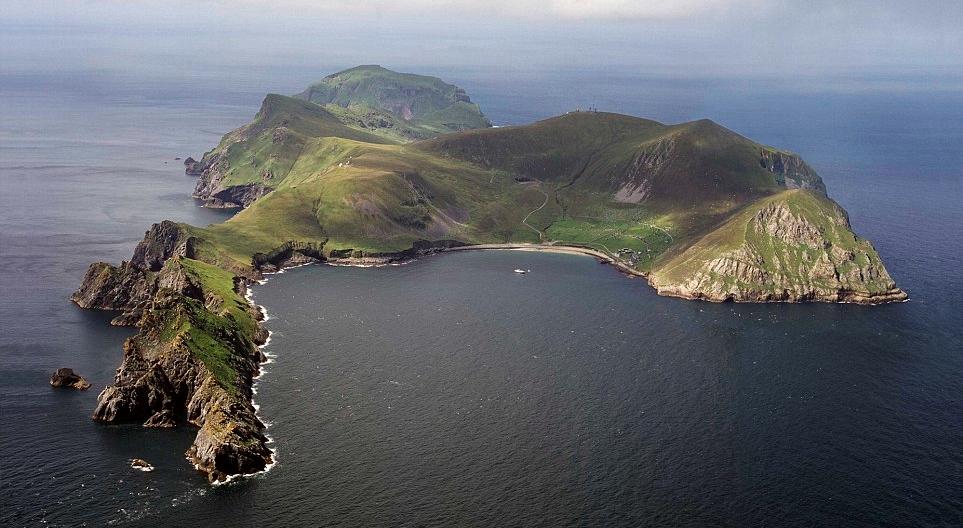 Hirta Island St Kilda